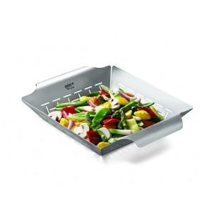 Gemüsekorb Weber Style zum Grillen von Gemüse auf dem Grill