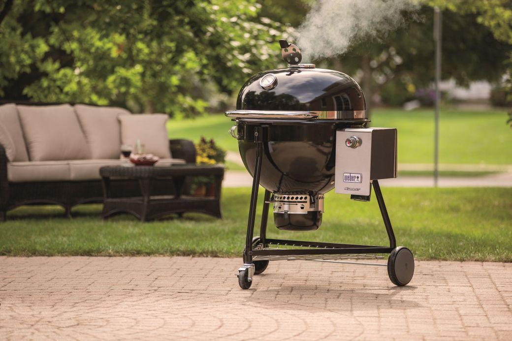 weber summit charrcoal grill