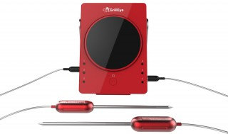 Grill Eye Thermometer mit Fuehler