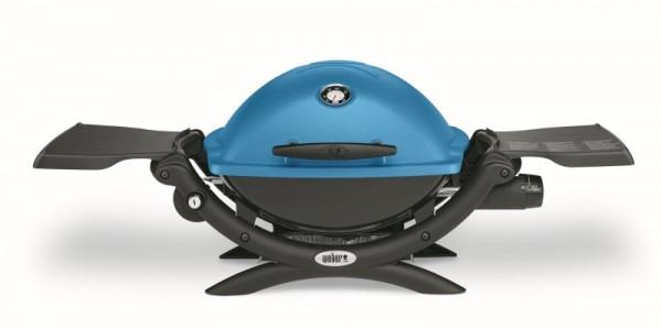 Weber Gasgrill Q1200 blue