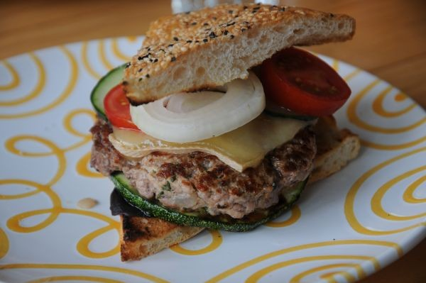 Pizza und Burger vom Grill mit Andre Greul