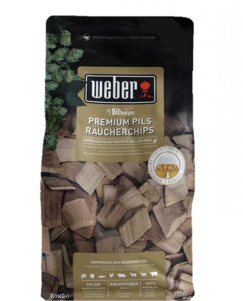 Weber Räucherchips Bitburger Premium Pils