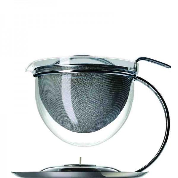 Mono Teekanne Filio 1,5 Liter mit Stövchen