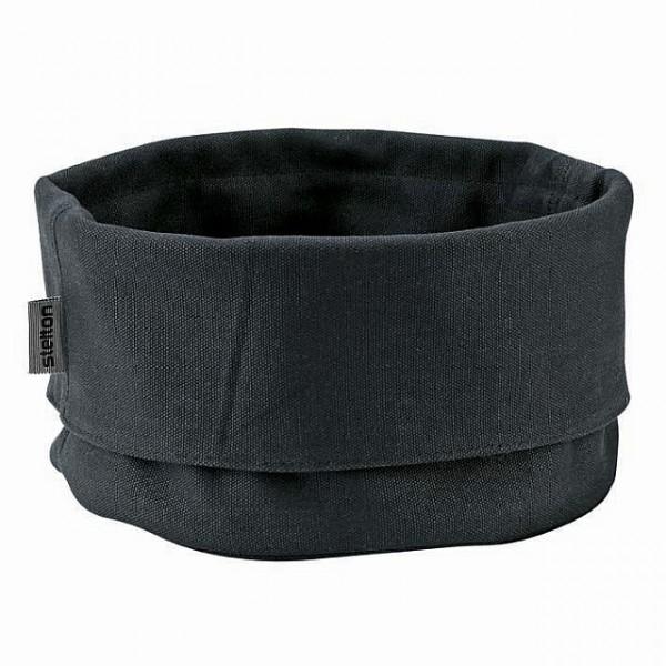 Stelton Brottasche schwarz / schwarz