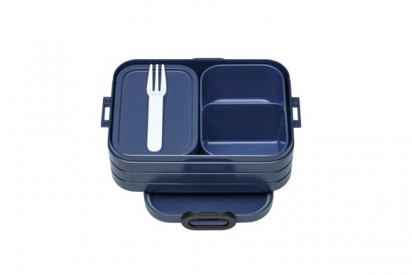 mepal Bento Lunchbox Take a break midi Nordic denim