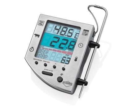 Digitales Braten und Ofenthermometer