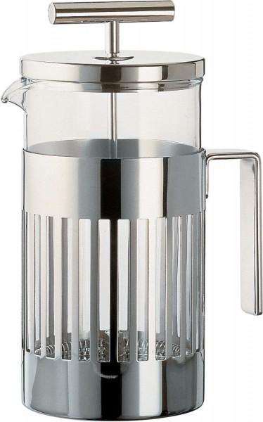 Alessi Pressfilter Kaffeemaschine 3 Tassen
