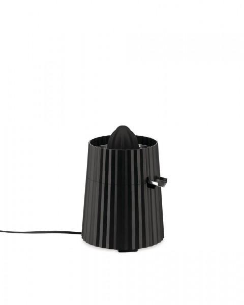 Alessi Elektrische Zitruspresse Plissé schwarz