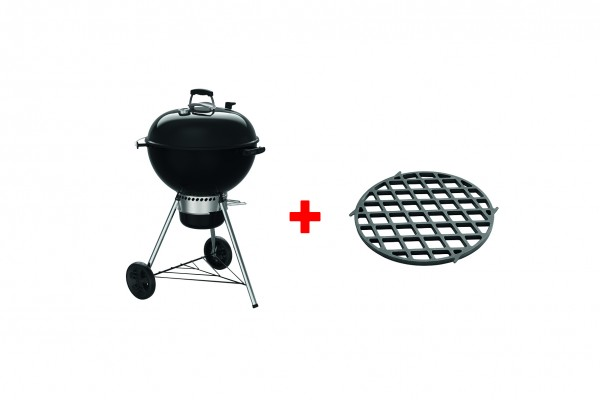Weber Master Touch GBS Special Edition mit GBS Sear Grate
