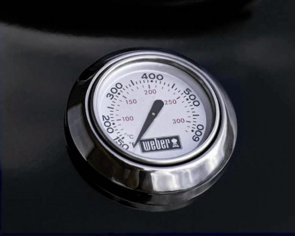 Weber Deckelthermometer mit Rosette für Modelle ab 2010