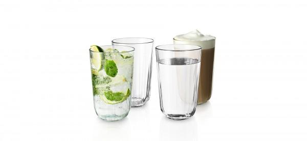 eva solo Facettenglas 4 Stück 43cl