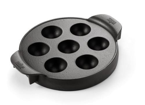 Weber Ebelskiver Einsatz für das Gourmet BBQ System