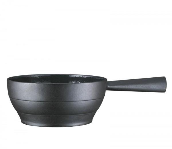 spring fonduetopf gusseisen escale 22cm wok fondue topf pfanne onlineshop. Black Bedroom Furniture Sets. Home Design Ideas