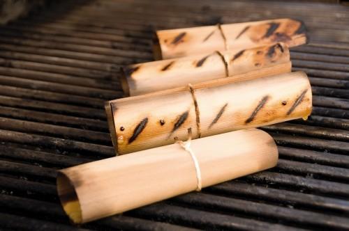 Wood Wraps - Dünne Räucherhölzer Zedernholz