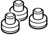 Silit Aromaschutzkappen für Sicomatic S, L, D und T