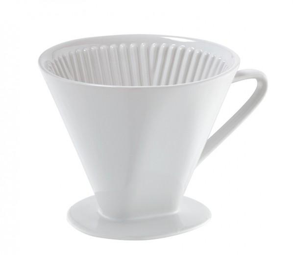 Cilio Kaffeefilter weiß Gr.6