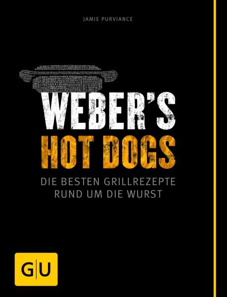 Weber´s Hot Dogs Grillbuch