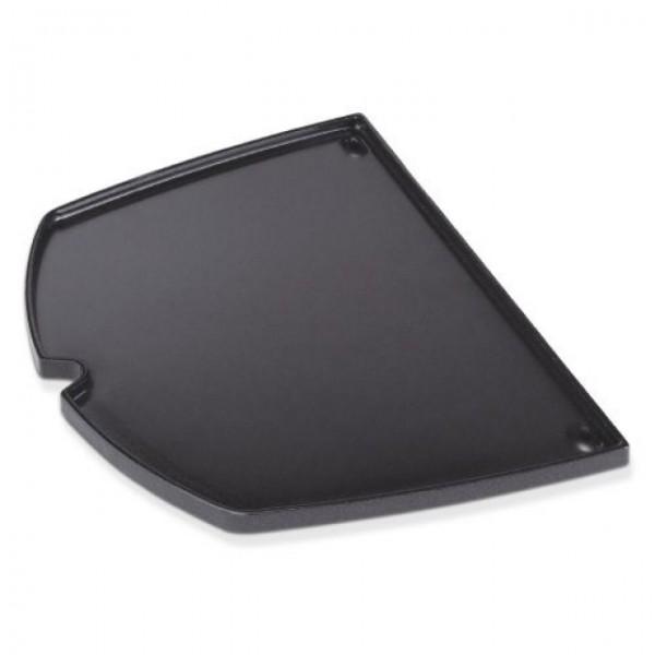 Weber Gusseiserne Grillplatte für Q1000/Q1200