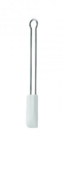Rösle Teigschaber Silikon weiss 32 cm