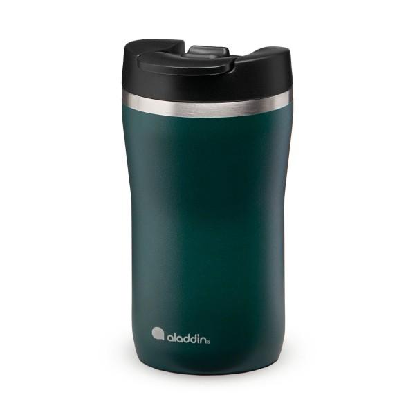 aladdin Cafe Thermavac Leak-Lock Edelstahl Basalikumgrün 250ml