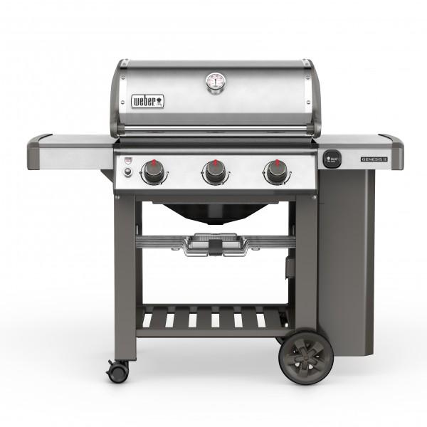 Weber Genesis II S-310-2017/2018 GBS edelstahl