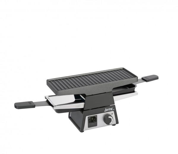 Spring Raclette 2+ Basismodul schwarz