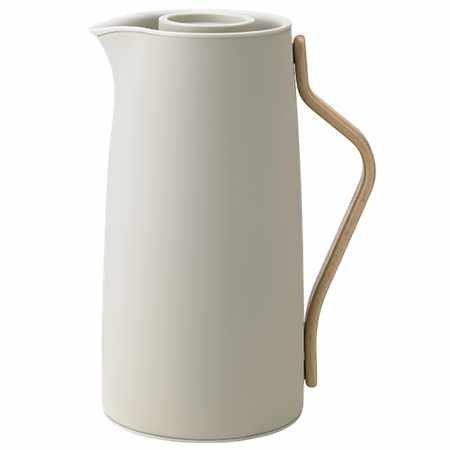 Stelton Emma Kaffeeisolierkanne Soft sand 1,2l