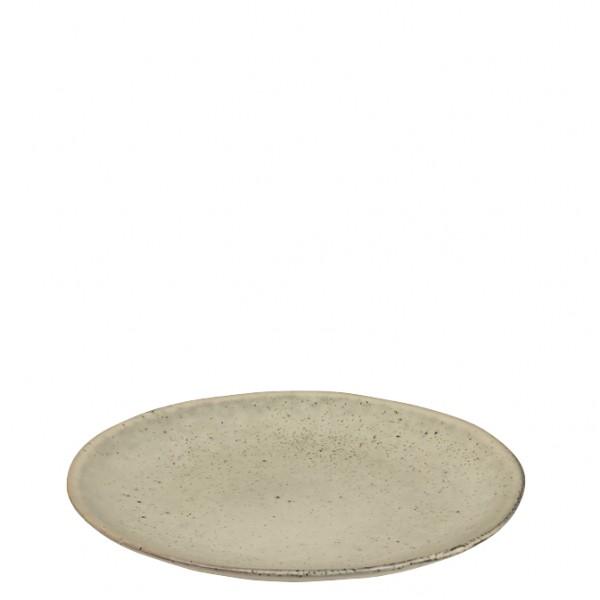 "Broste Copenhagen Teller flach 20cm ""Nordic Sand"""