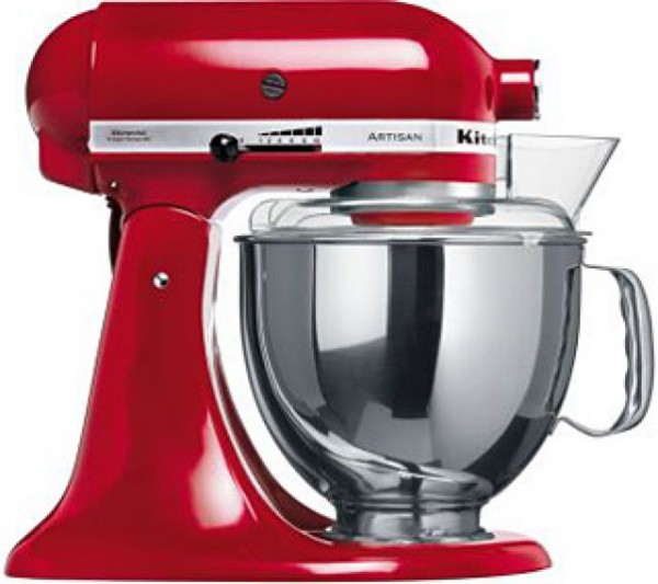 "KitchenAid Artisan ""rot"""