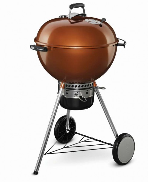 Weber Master Touch Special Edition kupfer