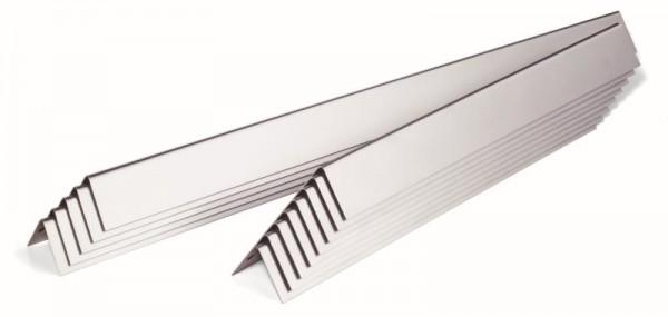 Flavorizer Bars für Weber Genesis 1000-5500 Serie Edelstahl