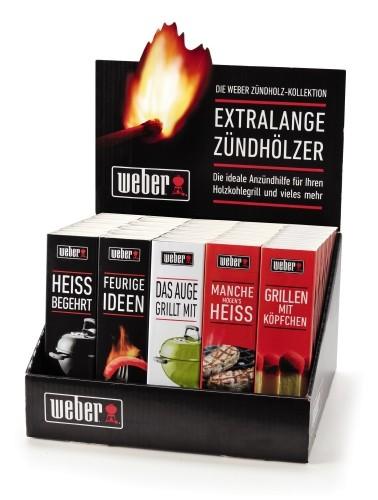 Weber Grillanzündhölzer