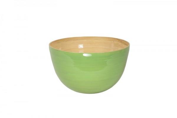 albert L. Bambus-Schüssel 30x18 lindgrün