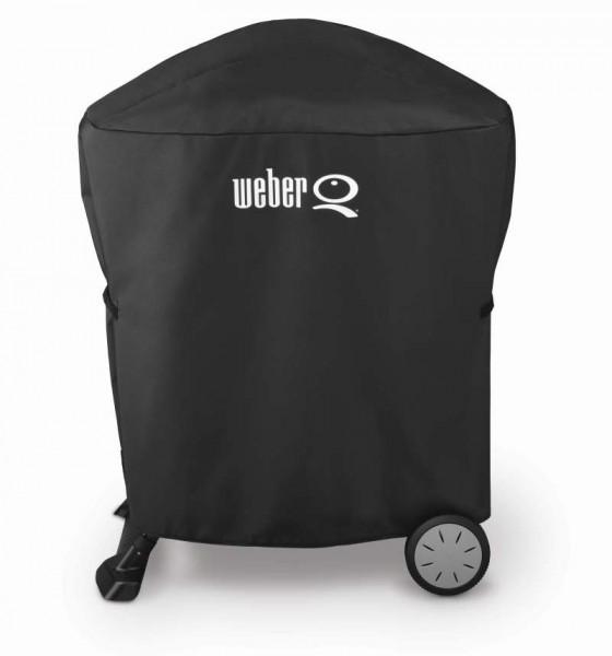 Abdeckhaube Premium für Weber Q100/1000 und Q200/2000er Serie