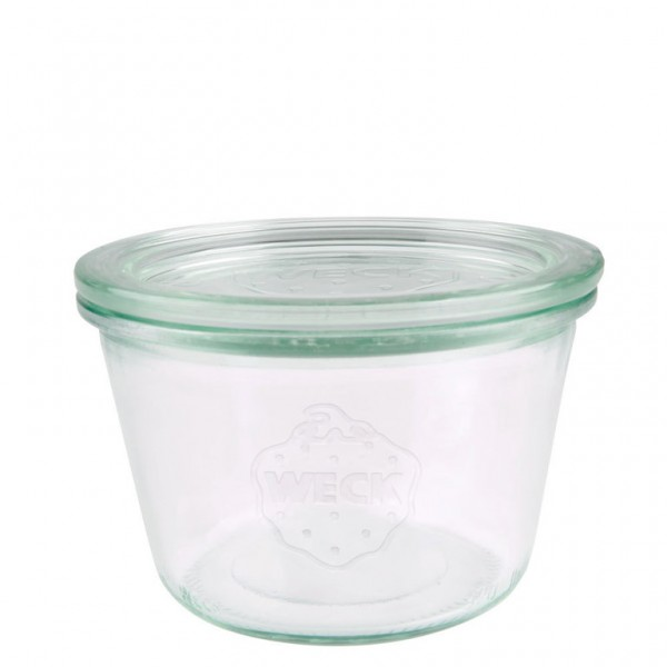 Weck Sturzglas 370 ml Rundrand 100