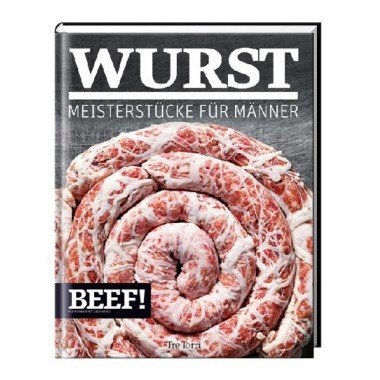 BEEF! Kochbuch Wurst