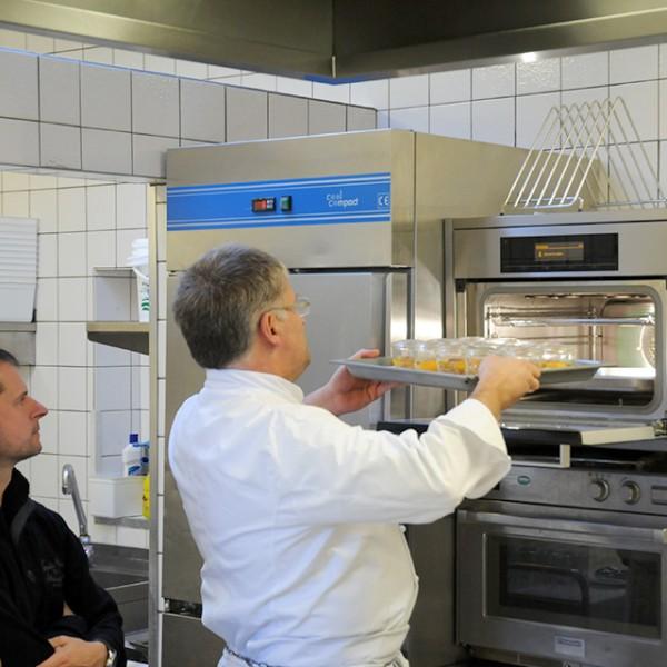 Dampfgaren Workshop mit Andre Greul