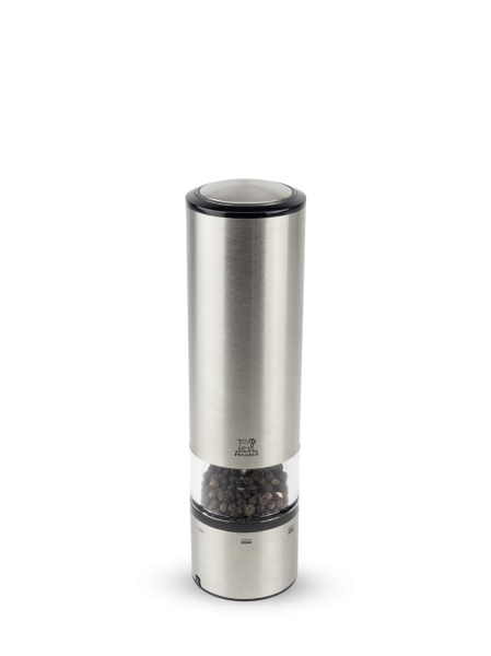 Peugeot Elis Sense Elektrische Pfeffermühle u'Select aus Edelstahl 20cm