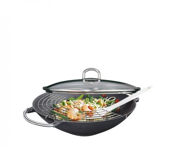 Küchenprofi Wok-Set Premium