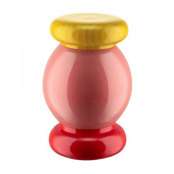 Alessi Salz Gewürzmühle rosa