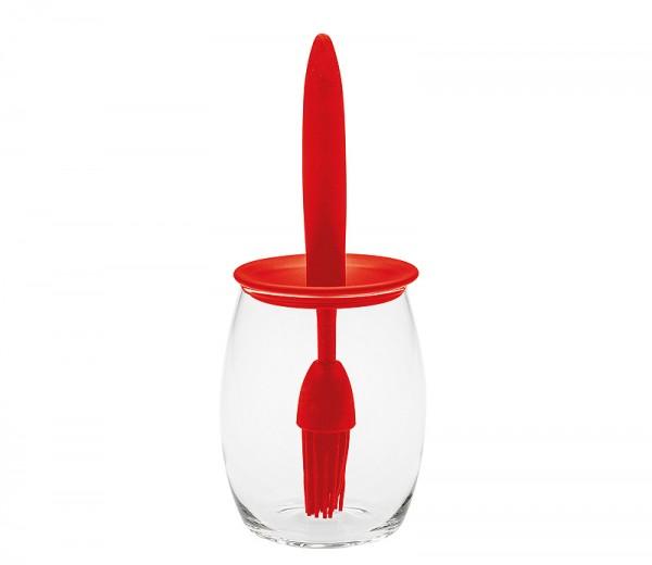Küchenprofi Marinade-Set rot