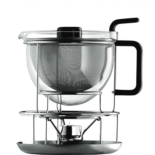 Mono Teekanne Classic 1,5 ltr inkl. Tablett und Stövchen