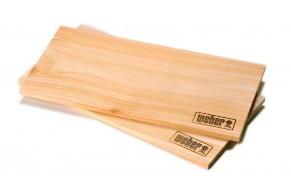 Weber Räucherbrett Zedernholz groß
