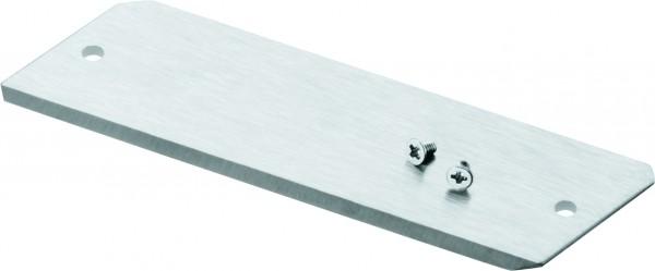 Ersatzklinge mit 2 Schrauben für Hobel (95028)
