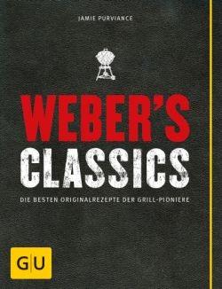 Weber´s Classics Grillbuch
