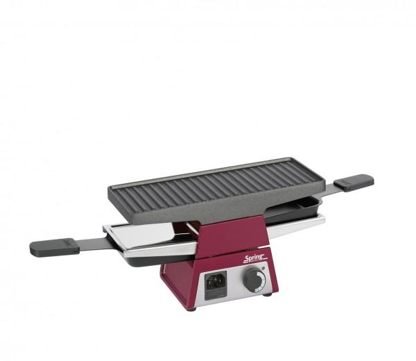 Spring Raclette 2+ Basismodul rot