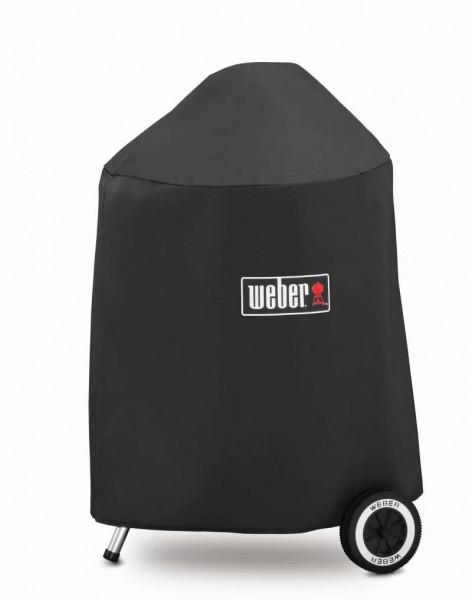 Weber Abdeckhaube Premium für Holzkohlegrills 47cm