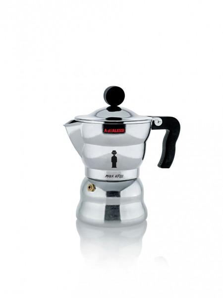Alessi Moka Espressokaffeekanne 1 Tassen