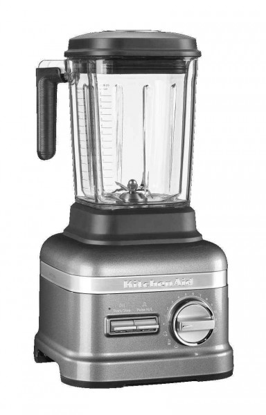 Kitchen Aid Artisan Power Plus Blender silber