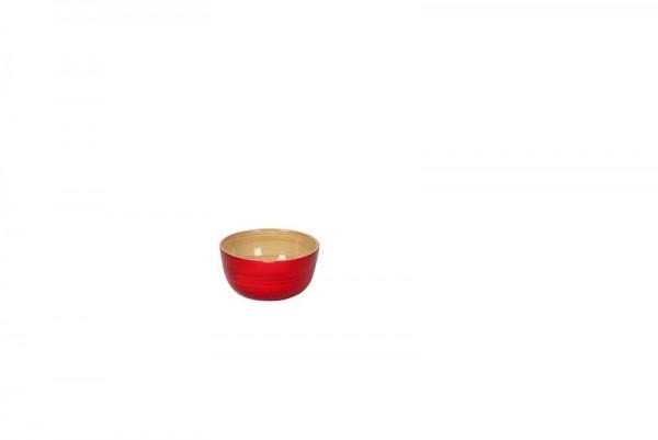 albert L. Bambus-Schüssel 10x5 rot